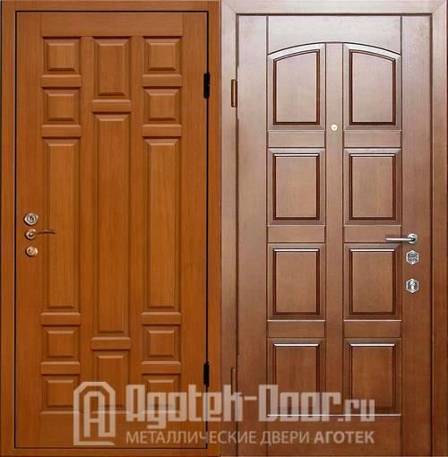 Филенчатые двери: что это такое и как установить