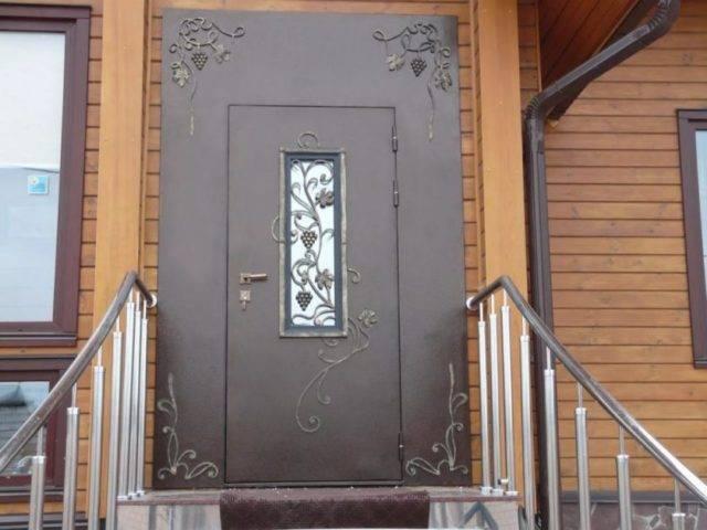 Договор на установку дверей с физическим лицом
